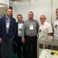 Открытие Международной выставки «Агрос-2021»